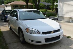 2010 Chevrolet Impala LT Sedan - Only 52,400 kms