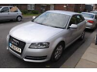 Audi A3 TDI 61 plate bargain for cheap only £5,300 (start-stop auto engine) blue motion