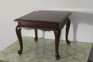 End table, Bombay brand
