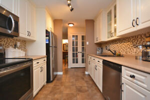 IMMACULATELY RENOVATED 2 BEDROOM, 1 1/2 BATHROOM DREAM CONDO
