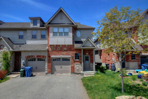 Guelph Freehold Town Home