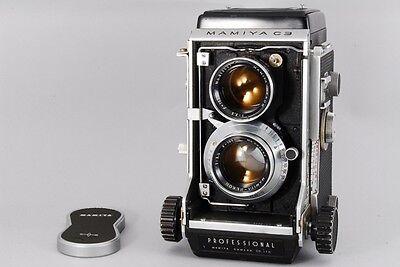 Пленочные фотокамеры [Exc++] Mamiya C3 Professional
