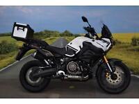 Yamaha XT1200 ZE Super Tenere **Top Box, Engine Bars, Centre Stand**
