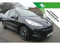 2009 59 Peugeot 207 1.4 ( a/c ) S in Black SERVICE HISTORY