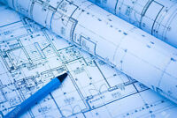 Architectural,Structural,Interiors- Commercial Permit Drawings
