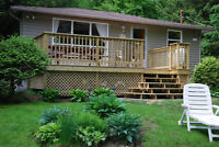 MUSKOKA WATERFRONT COTTAGE FOR SALE