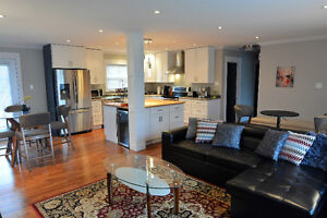 Weekly Executive Furnished Rental Home, 3 bedrm Grand Falls