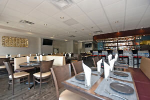 Restaurant for sale in Mississauga at a prime location.