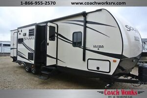 2016 Solaire 269BHDSK UL Bunk Bed Travel Trailer