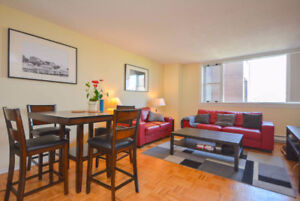 FURNISHED CONDO ON SPRING GARDEN ROAD