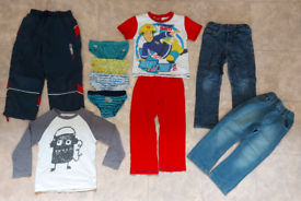 Set for a boy for 4-5 years