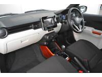 2017 Suzuki Ignis 1.2 Dualjet SZ-T AGS 5dr Petrol white Automatic