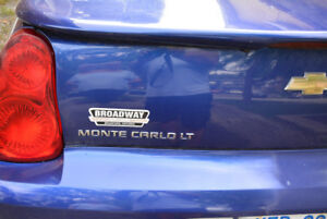 2006 Monte Carlo LT