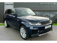 2018 Land Rover Range Rover Sport SDV6 HSE Auto Estate Diesel Automatic