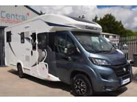 Chausson 727GA WELCOME 4 BERTH LUXURY MOTORHOME FOR SALE