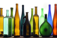 looking for bottles for the poor
