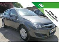 2009 VAUXHALL ASTRA 1.8 LIFE AUTOMATIC LOW MILES AUTO