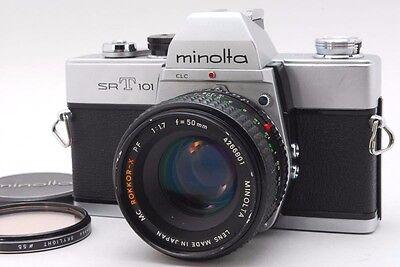 Пленочные фотокамеры 【NEAR MINT】Minolta SRT101 SLR
