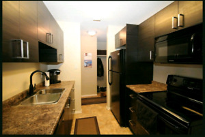Furnished room near Kingsway mall/Nait.