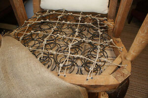 Looking for antique chair springs