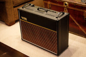 Vox AC15C2 2x12 - Mint Condition, Very Rare!