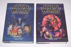 Star Wars Trilogy Books Volume 1 and 3 with Dust Covers London Ontario image 1