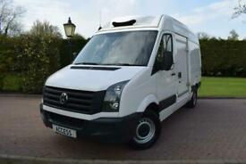 2017 Volkswagen Crafter 2.0 TDI CR35 MWB 5dr Temperature Controlled Diesel Manua