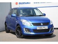 2016 Suzuki Swift 1.2 SZ-L 5dr Petrol blue Manual