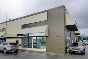 FOR LEASE! Former Lawyer Office. 1,377SF DT MAPLE RIDGE