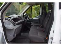 2018 Ford Transit 2.0 350 EcoBlue Premium Double Cab Dropside RWD L4 EU6 4dr (DR