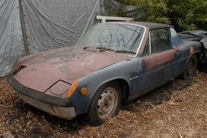 WANTED: Porsche 914 Project Car - ANY Condition