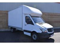 Mercedes-Benz Sprinter 2.1TD 314CDI (EU6) LWB Luton Van with Tail Lift