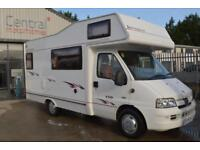 2006 ELDDIS AUTOQUEST 130 5 BERTH MOTORHOME FOR SALE