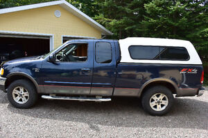 2003 Ford F-150 FX4 Off Road extended cab Pickup Truck
