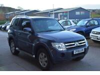 2008 MITSUBISHI SHOGUN 3.2 DI D Equippe THE BEST EXAMPLE AVAILABLE
