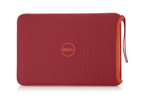 """NEW in Box Dell Sleeve (S) - Fits Inspiron 11"""" (Tango Red)"""