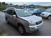 2010 NISSAN X TRAIL X TRAIL AVENTURA EXPEDITION