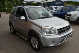 Toyota RAV4 2.0 VVT-i XT3 Manual Petrol 3 Door 4x4