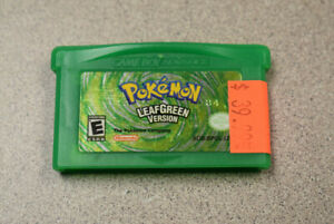 Pokemon LeafGreen Version For GameBoy Advance (#2858)