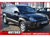 2004 Hyundai Tucson CRTD CDX - 2L MANUAL DIESEL - LEATHER INTERIOR