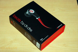 Monster Beats By Dre - Tour earbuds