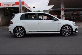 NEW VW 19inch Clubsport Genuine Golf (67 Plate) Mk 7 Mk 6 Alloy Set - NOT s3, 330, gti, rs, c63
