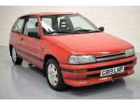 1989 Daihatsu Charade GTTI Turbo 3 door Saloon for sale  York, North Yorkshire