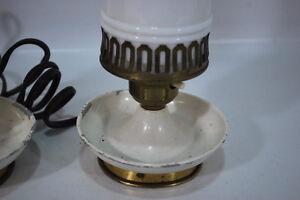 Pair of antique table lamps Gatineau Ottawa / Gatineau Area image 4