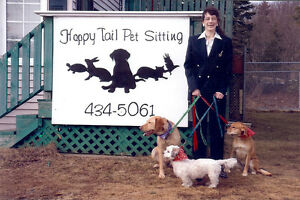 Happy Tails Pet Sitting