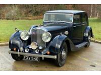1939 Bentley 4.25 Litre O/drive Hooper Sports Saloon.