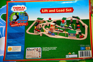 70 piece wooden train set instructions