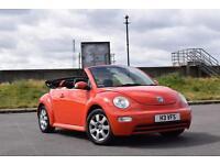 Volkswagen Beetle 2.0 2003MY