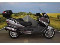 Suzuki AN650 Burgman Executive **ABS, Heated Seats, Electric Screen**