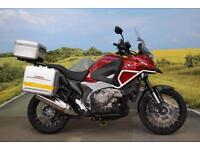 Honda VFR1200XD-E Highlander Automatic **Full Luggage, Heated Grips, ABS,**